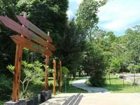 Taman penangkaran kupu-kupu