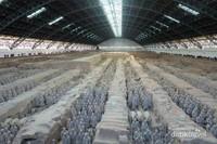 Terracotta Army di Xian