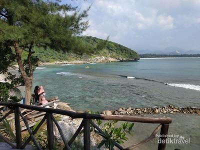 Kenalkan, Ini Pantai Momong Favorit Warga Aceh