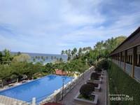 View dari atas Mata Ie Resort