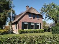Salah satu rumah di Giethoorn