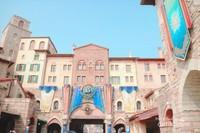 Indahnya kastil para puteri Disney.