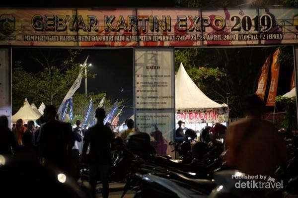 Gebyar Kartini Expo 2019, dalam rangka memeriahkan hari jadi Kabupaten Jepara ke 470.