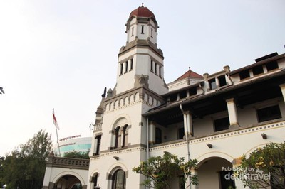 Lawang Sewu: Sejarah & Mitos Tempat Ikonik di Semarang