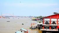 Dermaga Wisata Sungai Musi