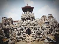 Goa Sunyaragi di Cirebon