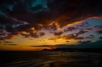 Sunset di Bukit Merese