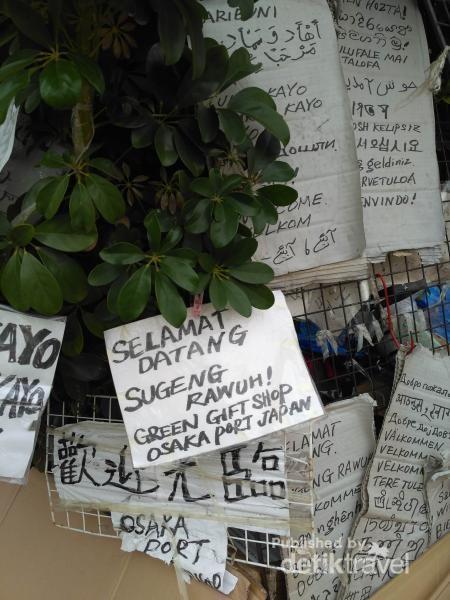 Wah! Bahasa Jawa Dipakai di Jepang