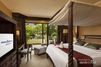 Prime Plaza Hotel Purwakarta, hotel yang dikelilingi oleh hutan hujan tropis ditengah-tengah kawasan industri Kota Bukit Indah, Purwakarta.