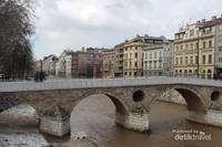 Latin Bridge, Tempat meletusnya Perang Dunia I