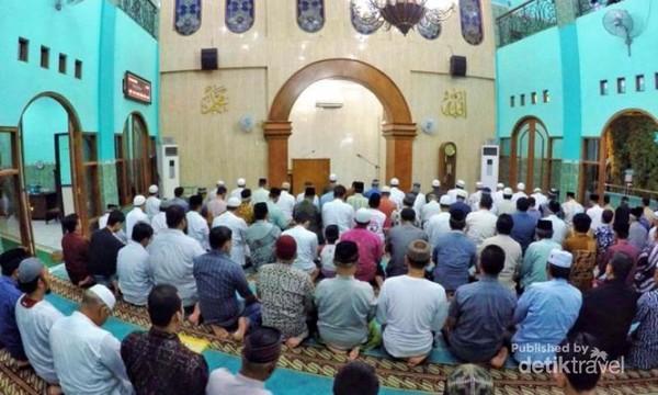 Masjid Jogokariyan Tempat Ngabuburitnya Anak Kos Di Yogyakarta