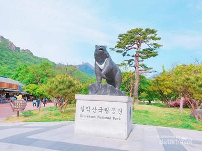 Pemandangan Cantik Ini Punya Korea Selatan