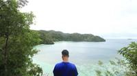 Salah satu destinasi wajib jika berkunjung ke Pulau Labengki