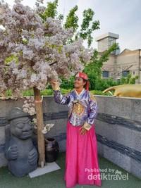 Baju Hanbok wanita yang sarat akan makna