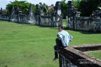 Peninggalan Keraton Kaibon di Serang.