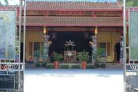 Vihara Avalokitesvara, Banten Lama