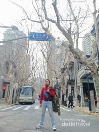 sisi lain dari area Xintiandi, Instagramable !