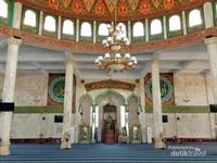 Interior didalam masjid