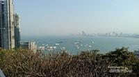 Pattaya View Point, spot cantik melihat pantai dan kota Pattaya