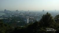 Kota Pattaya dilihat dari Pattaya View Point