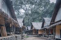 Perkampungan suku Baduy