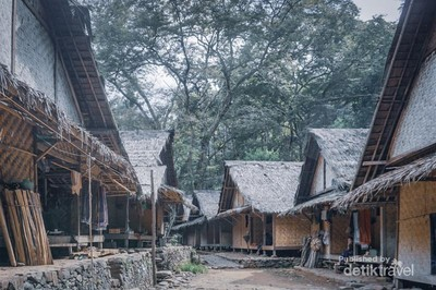 Cerita Suku Baduy, Ternyata Tak Pernah Dijajah