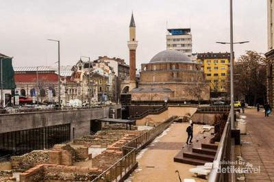 Masjid Banya Bashi, Jejak Islam di Bulgaria