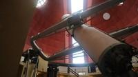 Kubah teleskop ini ternyata bisa diputar