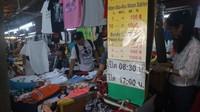 Jangan kuatir, pedagang di sini cukup fasih berbahasa Indonesia
