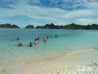 Serasa pulau pribadi