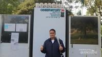 Yang pasti liburan di Observatorium Bosscha sangat berkesan, terlebih kita akan mendapat ilmu pengetahuan baru dari sini.