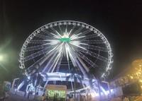 Salah satunya adalah Asiatique Sky, ferris wheel setinggi 60 meter