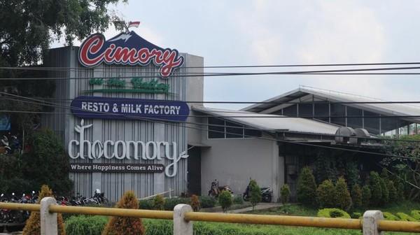 Cabang restaurant Cimory di kawasan Semarang