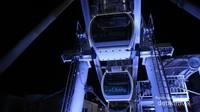 Satu unit gondola maksimum bisa diisi 5 orang dewasa