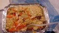 Khas Arab Saudi, kami menyebutnya nasi bukhari