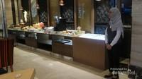 Suasana di Diwan Restaurant, Almeroz hotel