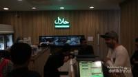 Suasana di Yana Restaurant yang berlokasi di MBK Center