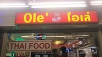 Ole halal restarurant, merupakan restaurant kesukaan keluarga kerajaan Thailand