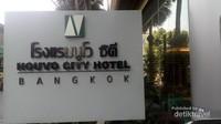 Selanjutnya, ada Nouvo City Hotel yang tak jauh dari Khaosan Road