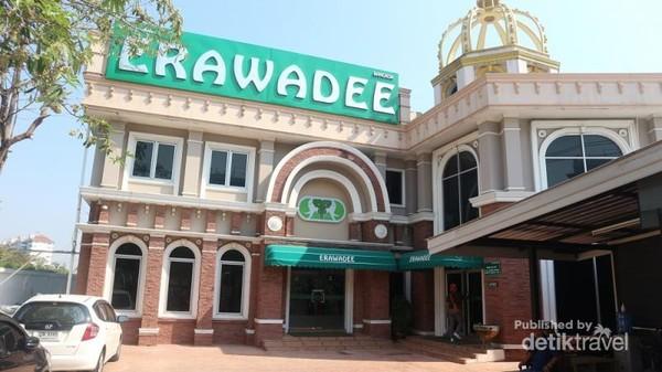 Bagian depan Erawadee Herbal Shop