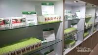Khasiat dari produk herbalnya pun cukup beragam