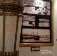 Yang pertama adalah Museum Kabah atau disebut Exhibition Of The Two Holy Mosques Architecture