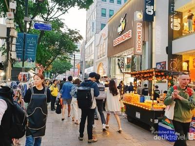Menjelajahi Surga Belanja di Korea