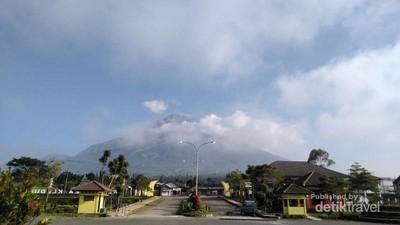 Rest Area di Jawa Tengah yang Punya Pemandangan Indah