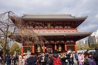 Kuil ini merupakan salah satu kuil yang paling populer sehingga tak pernah sepi pengunjung