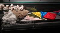 Koleksi benda-benda yang diperdagangkan pada masa Kerajaan Islam
