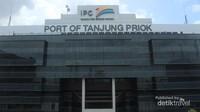 Museum ini terletak pada area yang sama dengan kantor pusat Indonesia Port Corporation atau Pelindo.