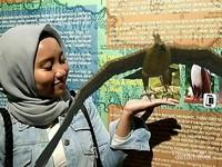 Teknology 3D hadir di museum History of Java Yogyakarta