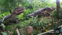 Jangan lewatkan petualangan dinosaurus saat berkunjung ke tempat ini