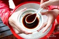 Kicang dapat dinikmati dengan gula merah